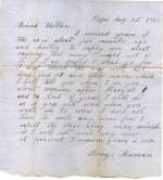 Letter Dated 08/01/63