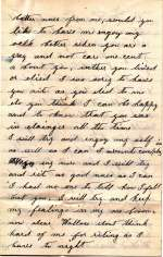 Letter Dated 05/30/64